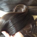 Prémium európai tresszelt natúr barna póthaj (10)